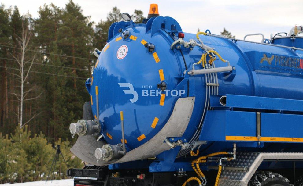 МВС-10МЛ КАМАЗ-43118