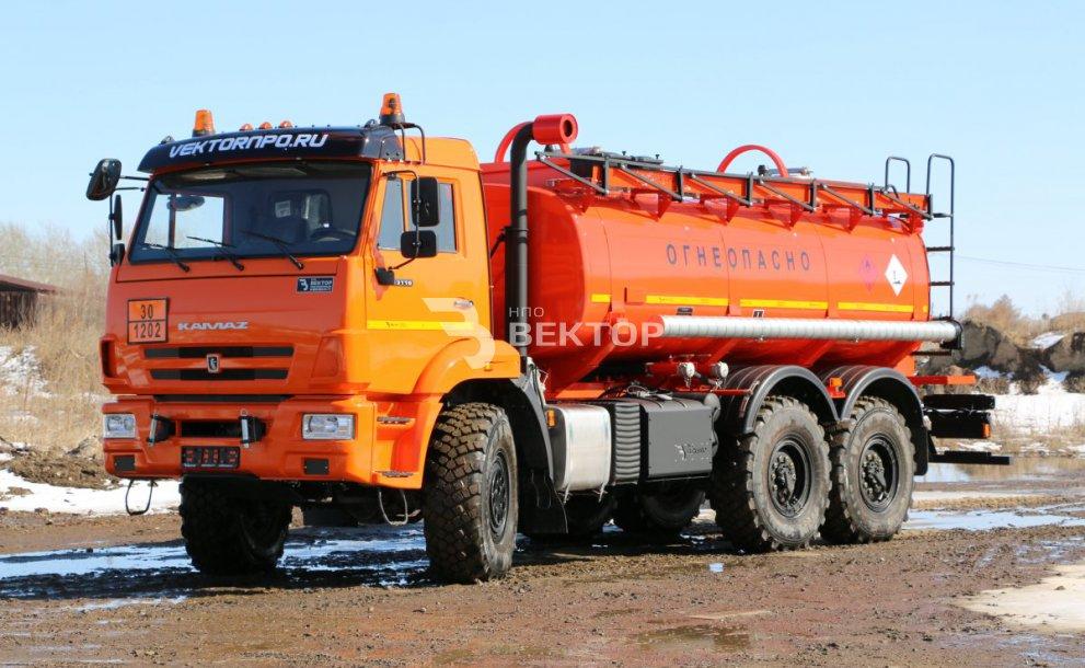 АТЗ-11,5 КАМАЗ-43118