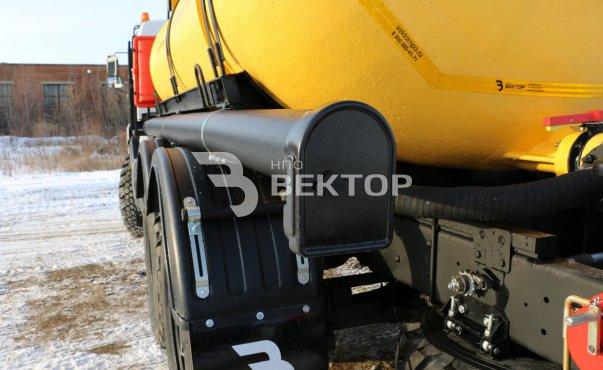 АЦК-10МЭ КАМАЗ-43118
