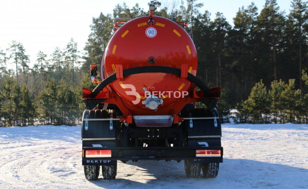 МВ-8М КАМАЗ-43253