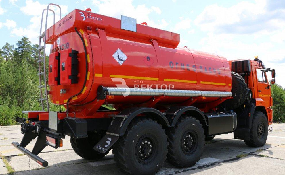 АЦН-12 КАМАЗ-43118