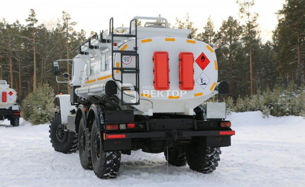 АТЗ-10 Урал-4320