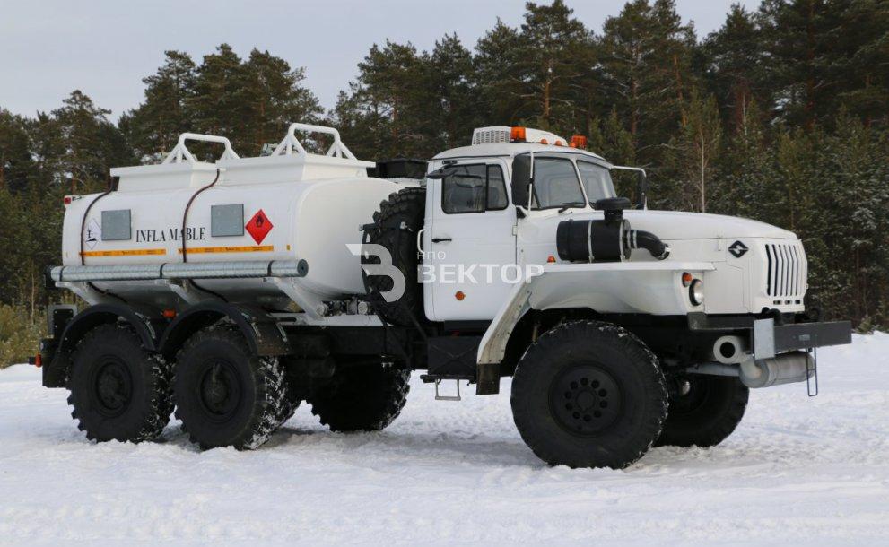 АТЗ-6,5 Урал-4320