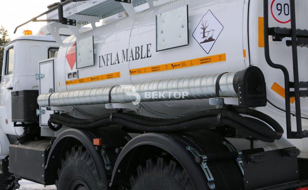 АТЗ-12 Урал-4320