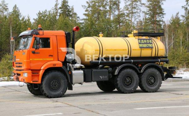 АЦК-8.2М3 КАМАЗ-43118