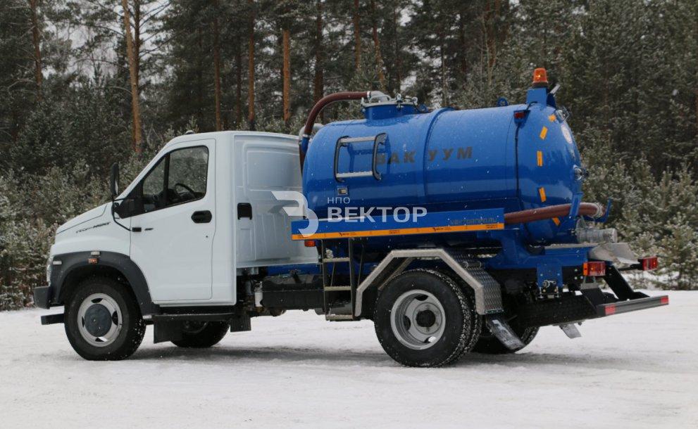 МВ-4 ГАЗ NEXT РБА