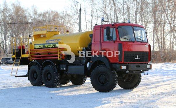 СИН-32.64М МАЗ-6317Х9