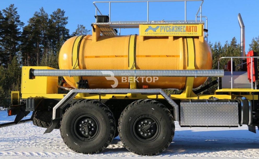АЦК-10МЛ КАМАЗ-43118