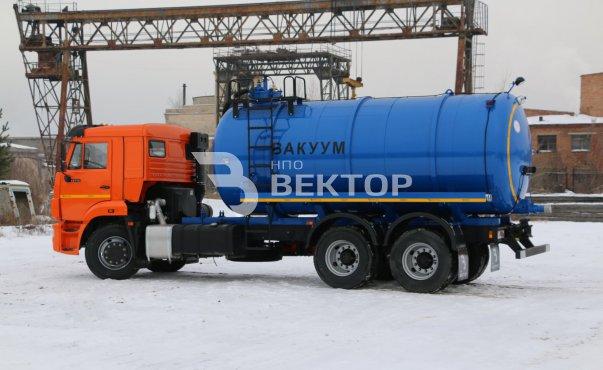 МВ-16 КАМАЗ-65115