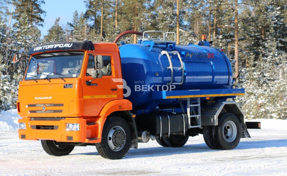 МВ-8 ТЛ-740 КАМАЗ-43253