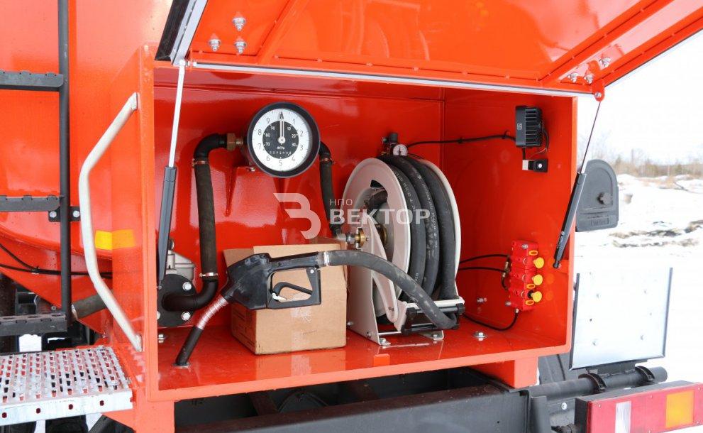 АТЗ-11 на шасси КАМАЗ-65115