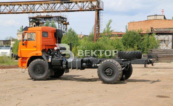КАМАЗ 43502-66 Е5