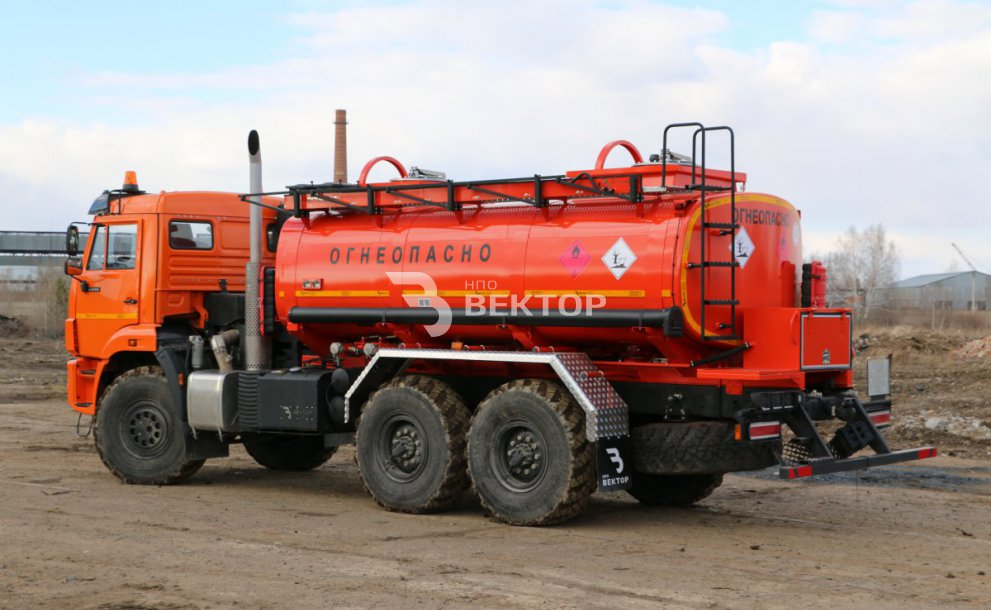АТЗ-12МЛ КАМАЗ-43118
