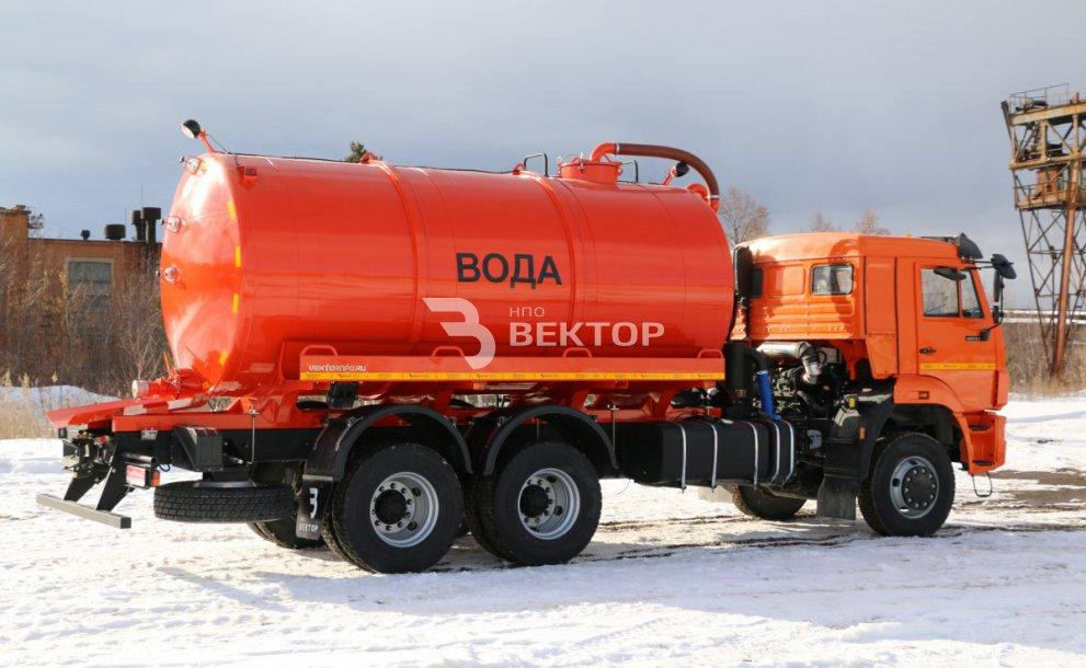 АКН-16ОД КАМАЗ-65111