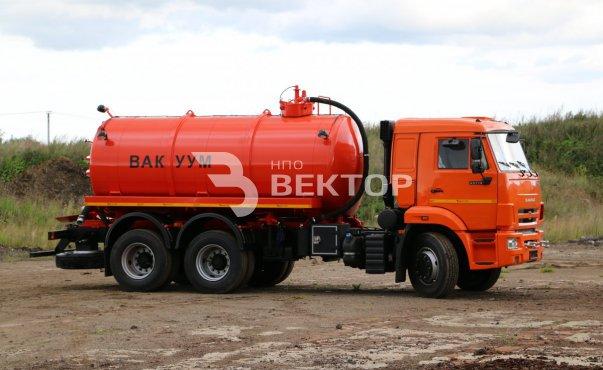 МВ-10 КАМАЗ-65115