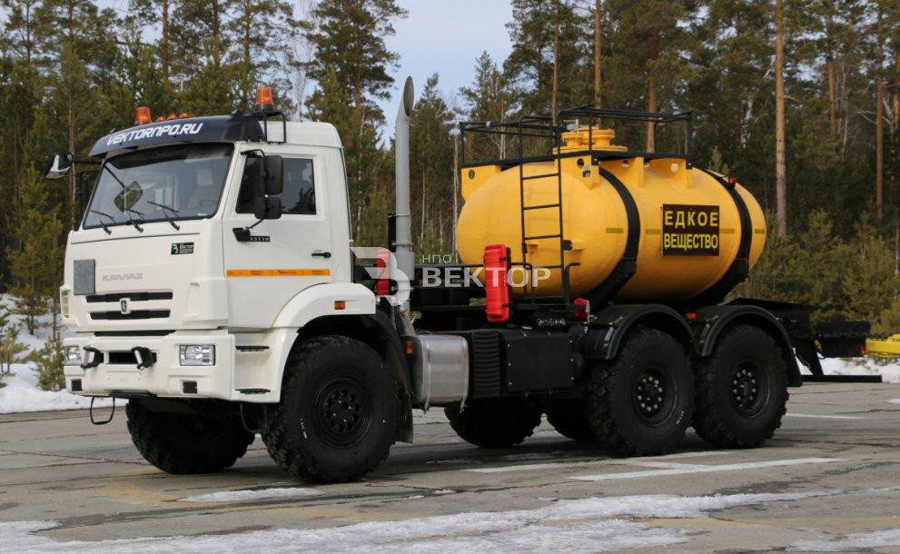 АЦК-6 КАМАЗ-43118