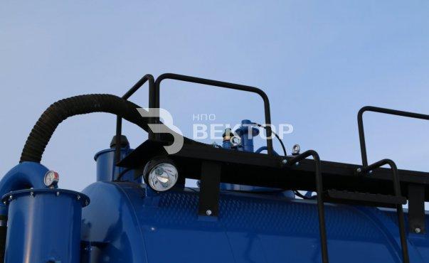 МВС-10+1 КАМАЗ-65115