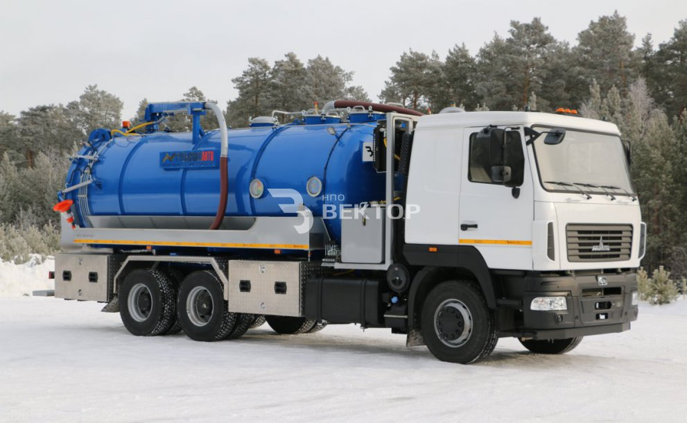 МВС-18+2 NEXT Геркулес МАЗ-6312C9