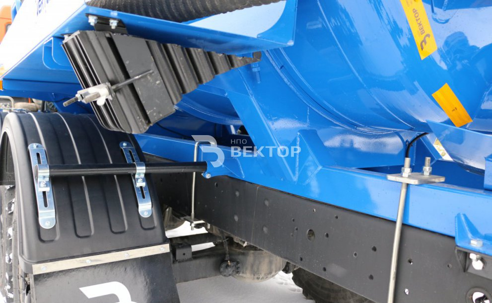 МВ-10М КАМАЗ-43118