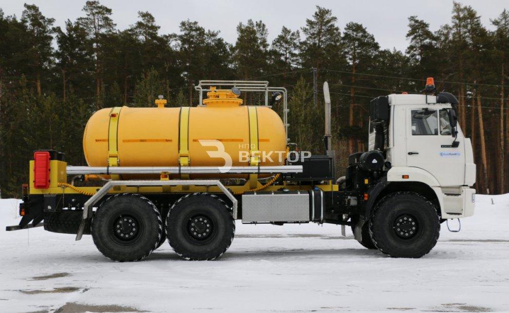 АЦК-10М КАМАЗ-43118