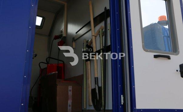 Маслостанция КАМАЗ-43118