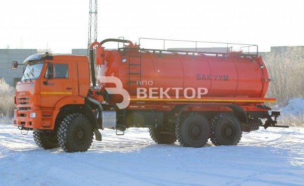 МВ-20 КАМАЗ-65222