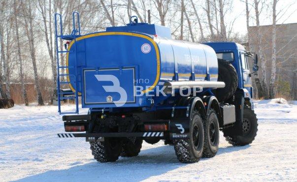 АЦТМ-10 КАМАЗ 43118