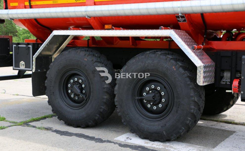 АТЗ-12МЛ КАМАЗ-43118СП