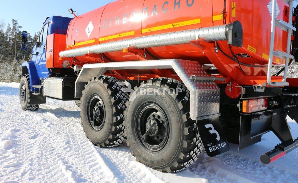 АТЗ-10 Урал-NEXT BIZNES