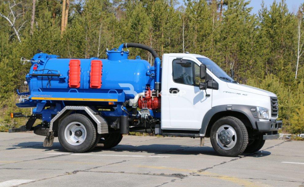 МВС-3,5М ГАЗ NEXT