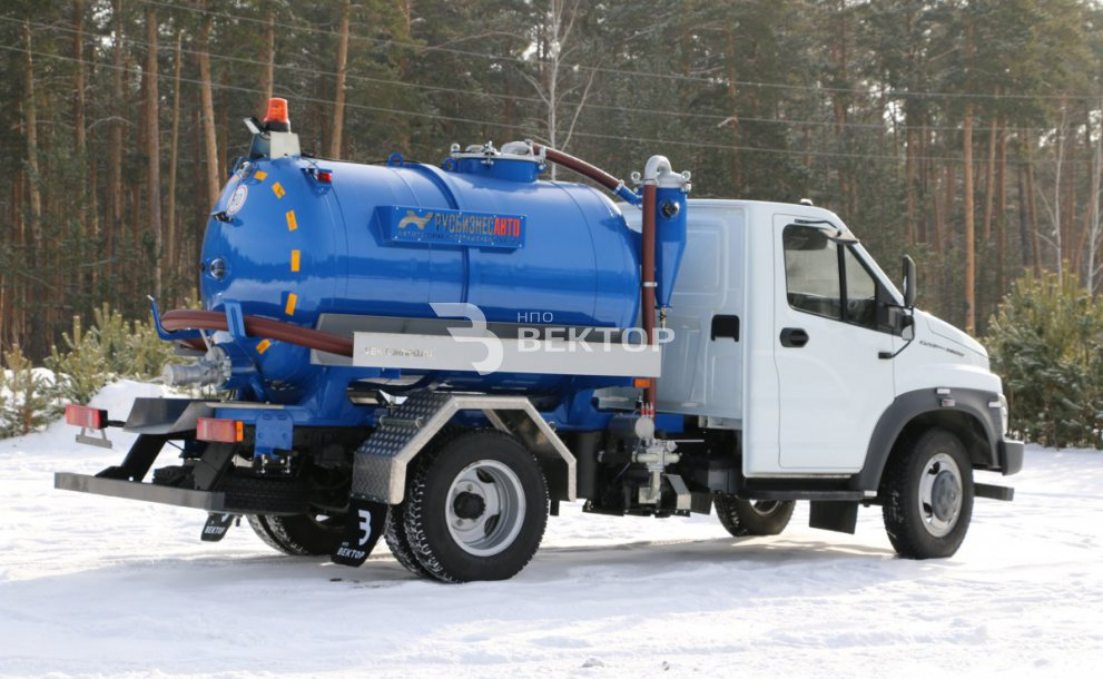 МВ-4М ГАЗ NEXT РБА