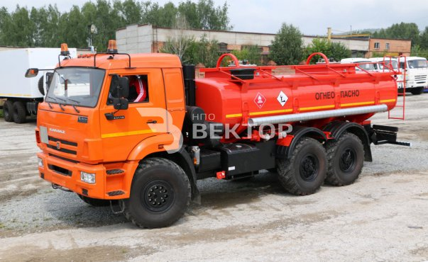 АЦ-11,5 КАМАЗ-43118