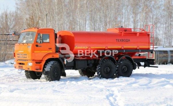АЦТМ-12 КАМАЗ 43118