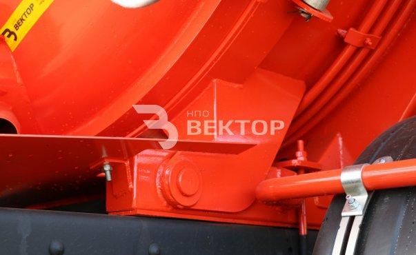 АКНС-7,5М КАМАЗ-43253 (модель 2018 г.)