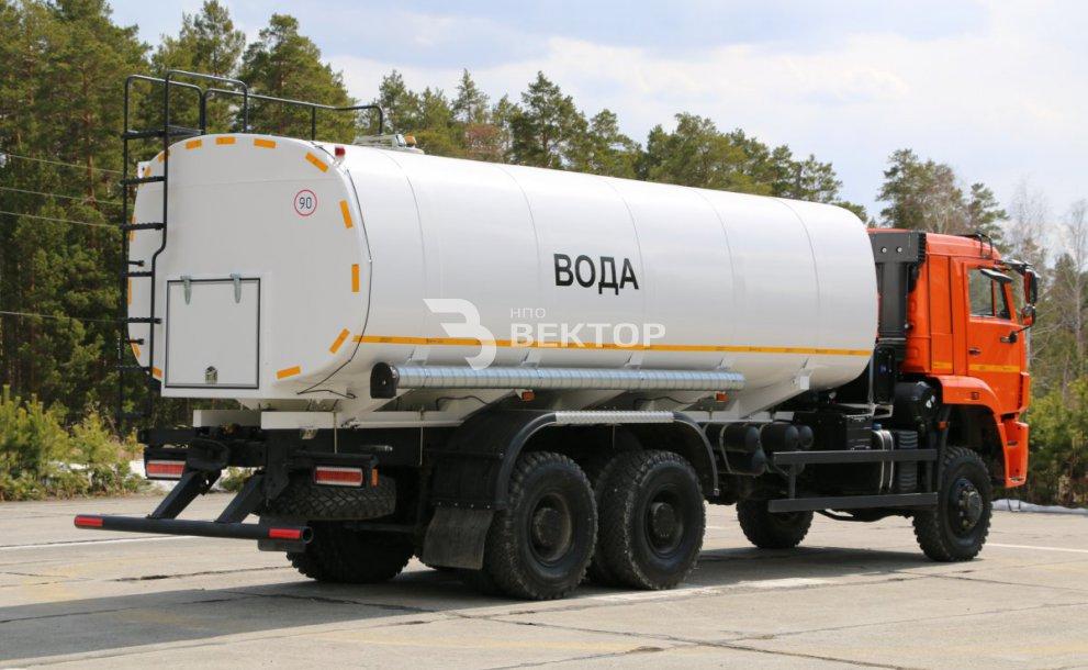 АЦПТ-20 КАМАЗ-65225