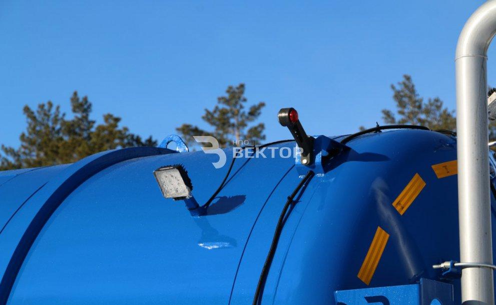 МВ-25 SCANIA P440 8x4