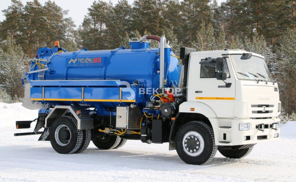 МВС-10 КАМАЗ-53605 NG