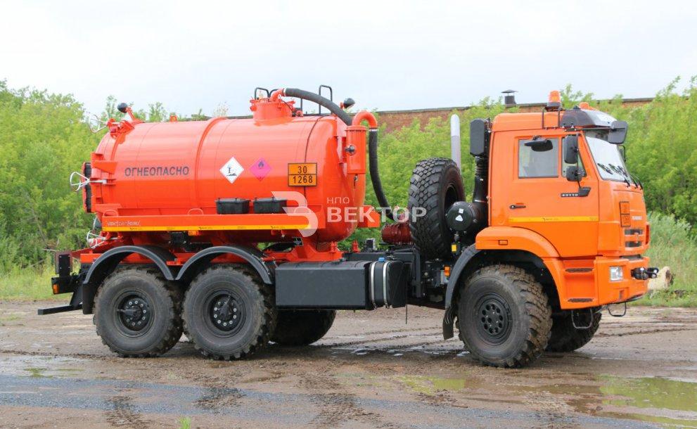 АКН-7,5ОД КАМАЗ-43118