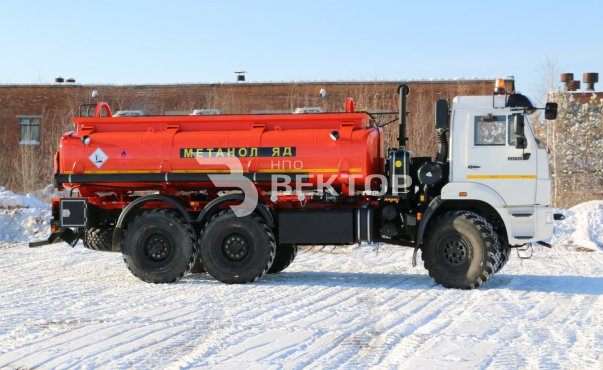 АЦМ-12М КАМАЗ-43118