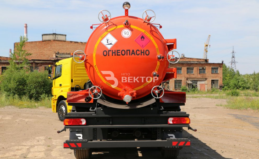 ППЦВ-25ОД КАМАЗ-65206