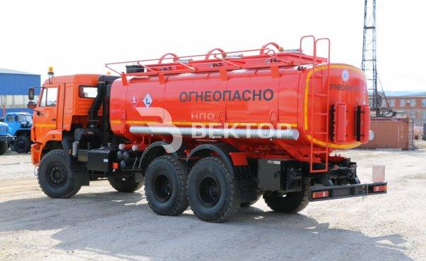 АЦ-16 КАМАЗ-65111М