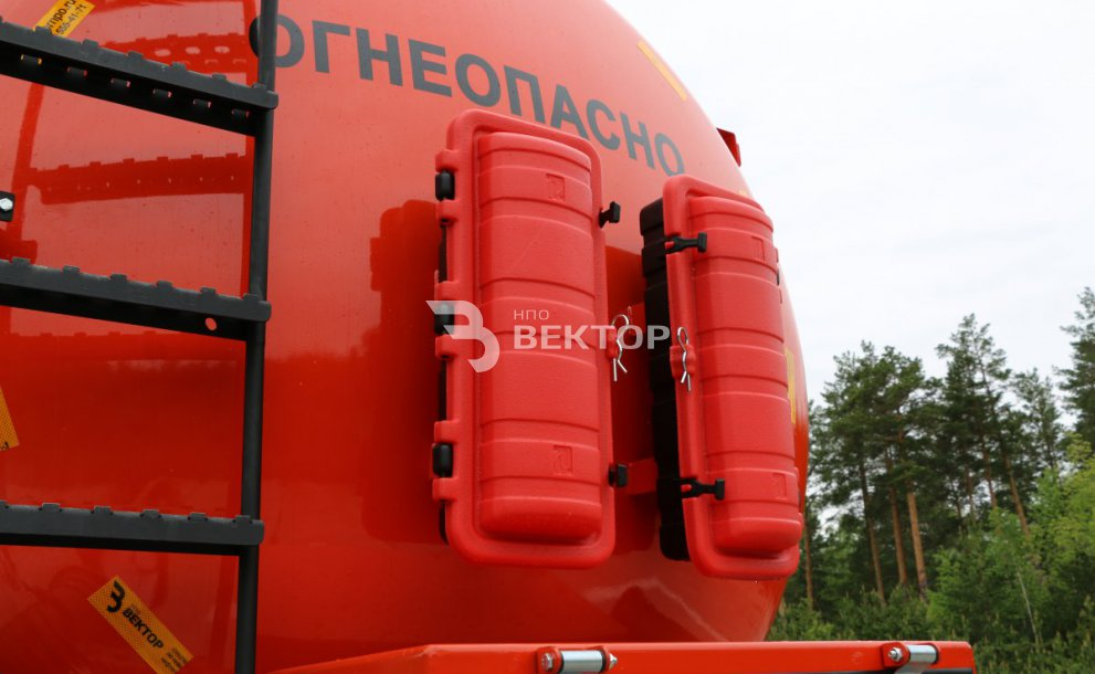 АЦМ-15 КАМАЗ-43118