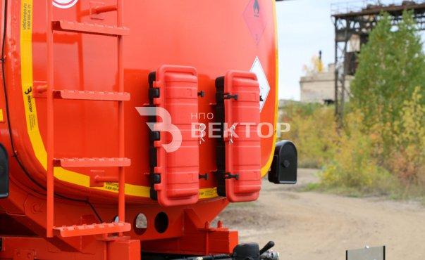 АЦ-17 КАМАЗ-65115
