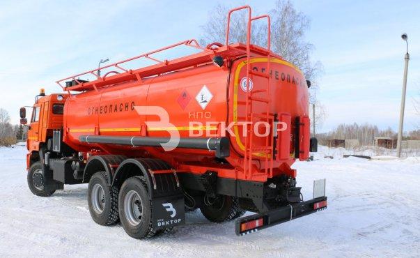 АЦ-17 КАМАЗ-65111