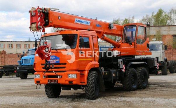 Автокран КС-35719-7-02 Клинцы (16 тонн)