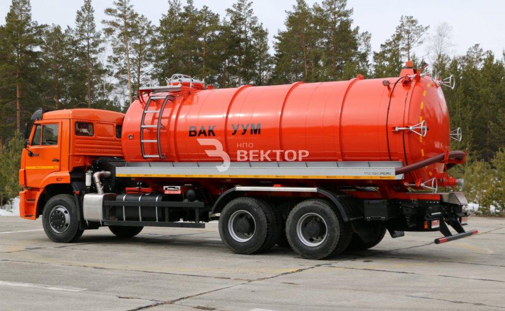 МВ-20ОД КАМАЗ-6520