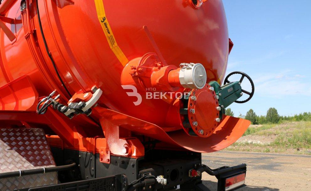 МВС-18 КАМАЗ-6520