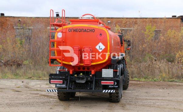 АТЗ-15 КАМАЗ-65111 (Односкатный)