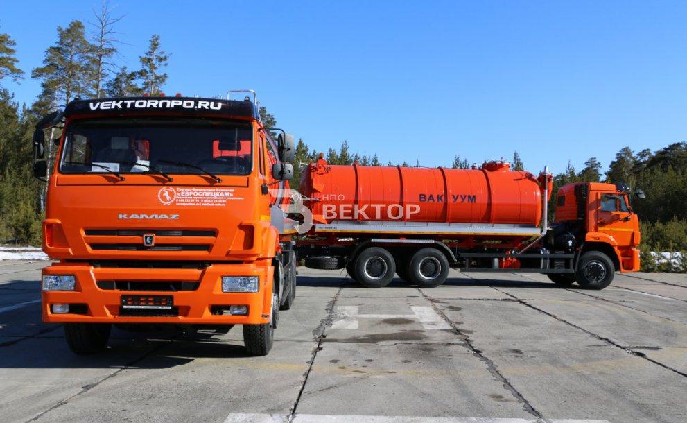 МВ-20ОДМ КАМАЗ-6520