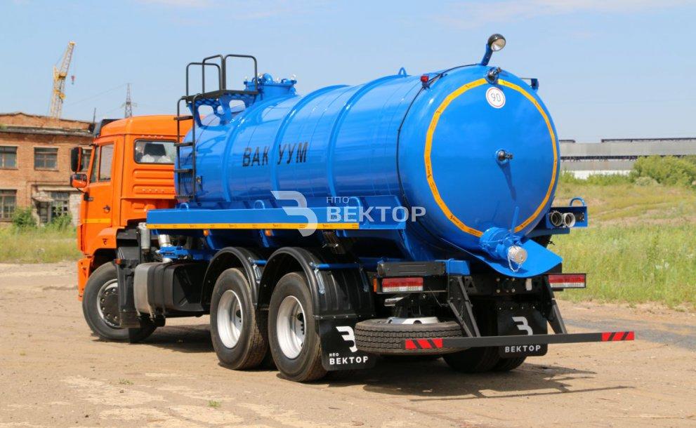 МВ-12 КАМАЗ-65115РБА